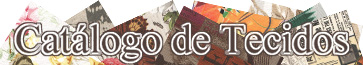 Catálogo de tecidos